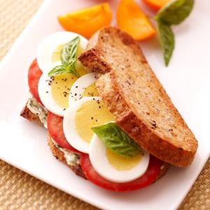 healthy egg