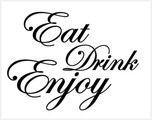 WallStickers_EatDrinkEnjoy_WallQuotes_Black_interiorinstyle