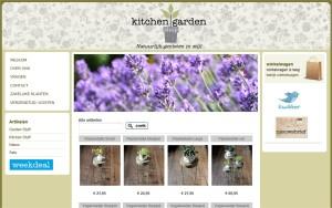 Kitchen Garden Shop  voor liefhebbers van the good life! - Windows Internet Explorer - [InPrivate]